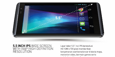 Harga dan Spesifikasi Smartfren Andromax Z Terbaru 2013