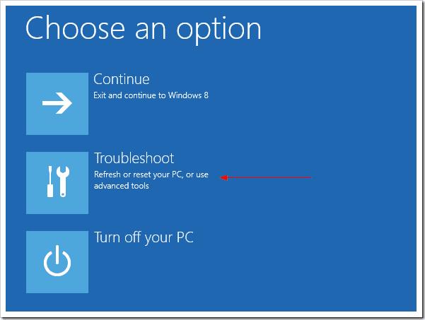 "MU BLOG: Cara Instal Driver Baru di Windows 8/8.1 "" This driver is not ..."