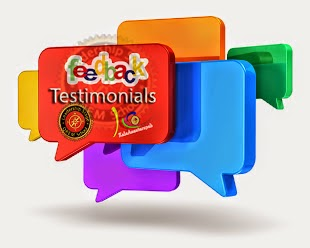 Testimonials / Reviews