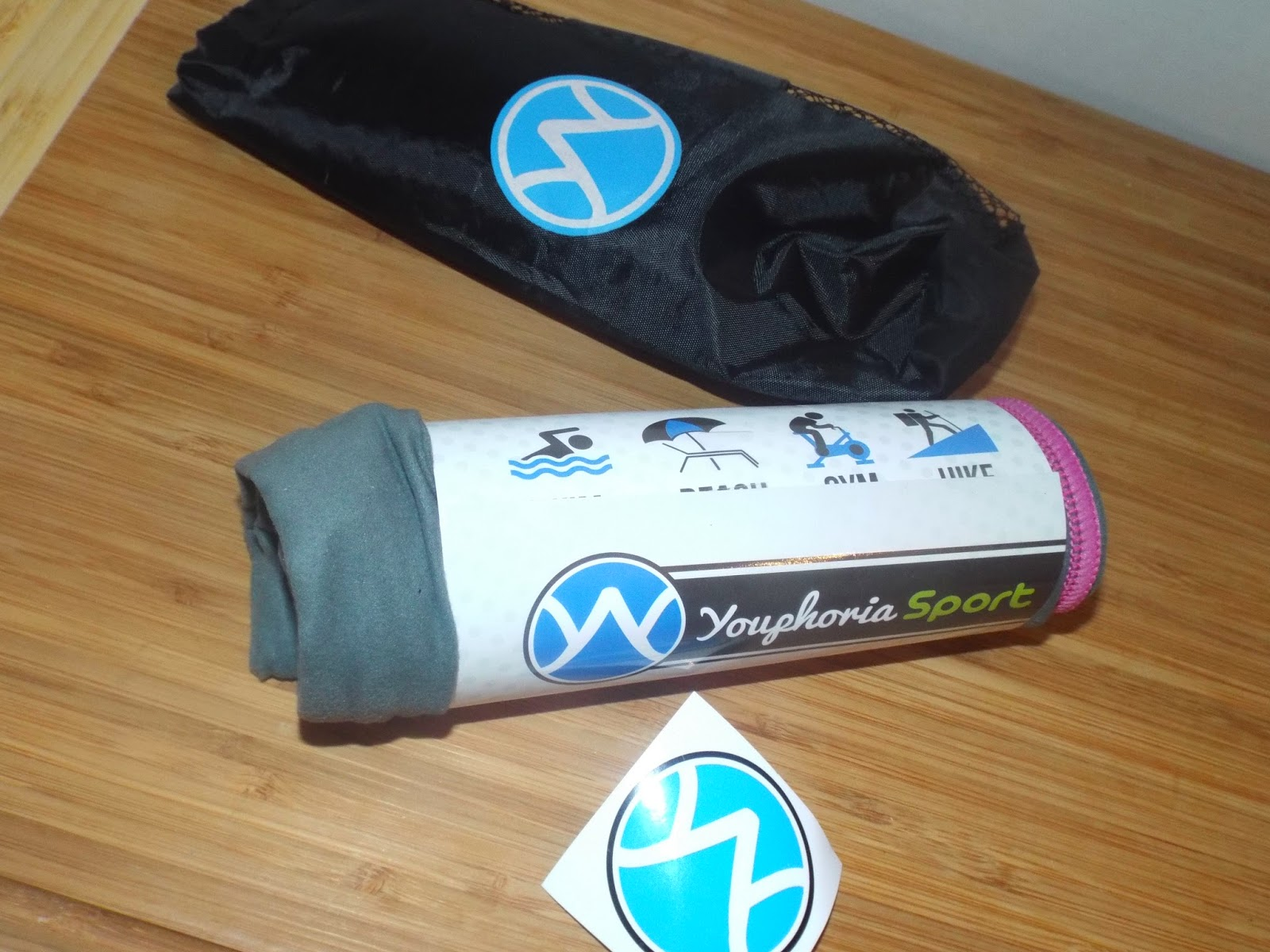 Youphoria Sports Towel