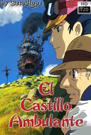 El Castillo Ambulante [720p] [Latino-Japones] [MEGA]