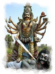 Village Gods of Tamil Nadu