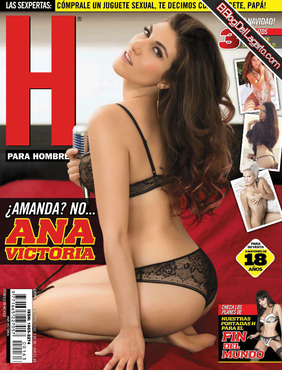 Revista H Para Hombres 2012