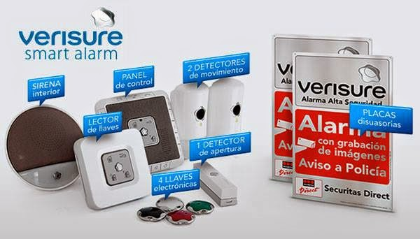 Jtasso acn alarma seguritas kit verisure oferta 2013 acn - Oficinas securitas direct ...