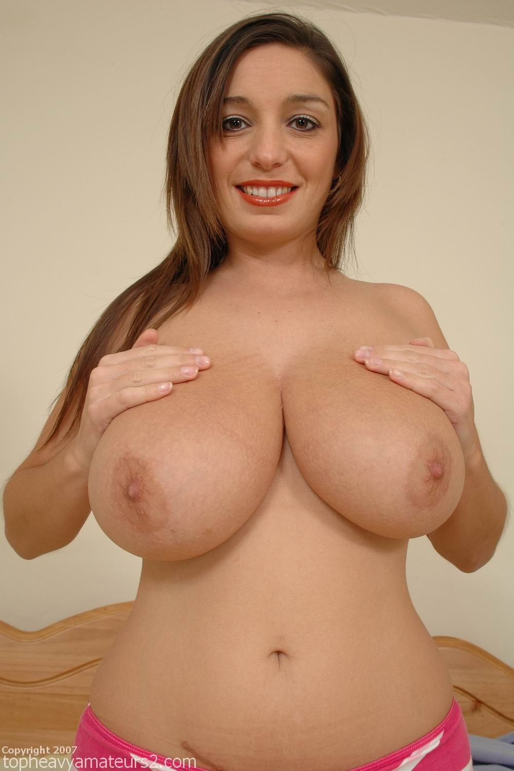 Picture of naked woman with big boobs  adult gallery