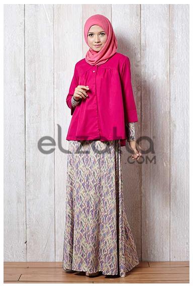 Contoh Foto Baju Muslim Modern Terbaru 2016 Koleksi