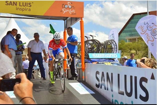 Tour de San Luís, contrarreloj individual