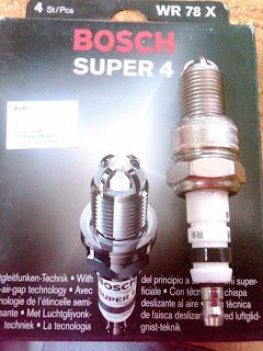 Busi Bosch Super 4 - WR78X