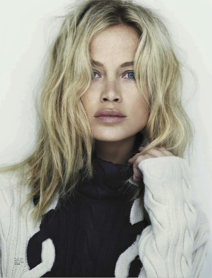 Carolyn Murphy By Alexei Hay For Jalouse October 2013