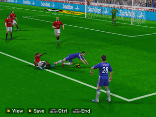 Diving PES 2015 Ps2