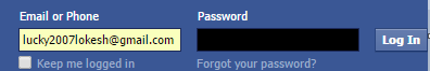 How to Hack Facebook Account Password saved on web browser