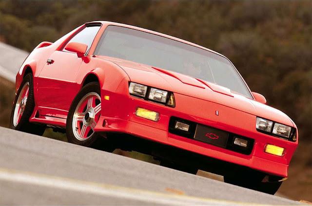 シボレー・カマロ Chevrolet Camaro '82-'92