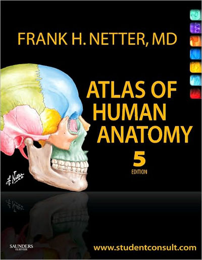 Atlas of Human Anatomy: with Student Consult Access, 5e