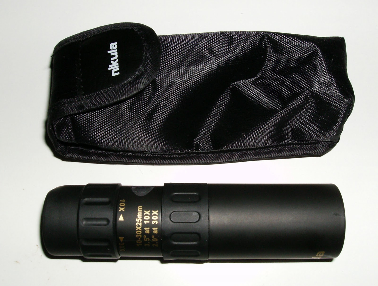 According to nemo: field review nikula 10 30x25 zoom monocular