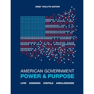 a paper on purposes of american government The american right, the purpose of government the purpose of government is not to dictate let's make it the unifying principle of the american right and.