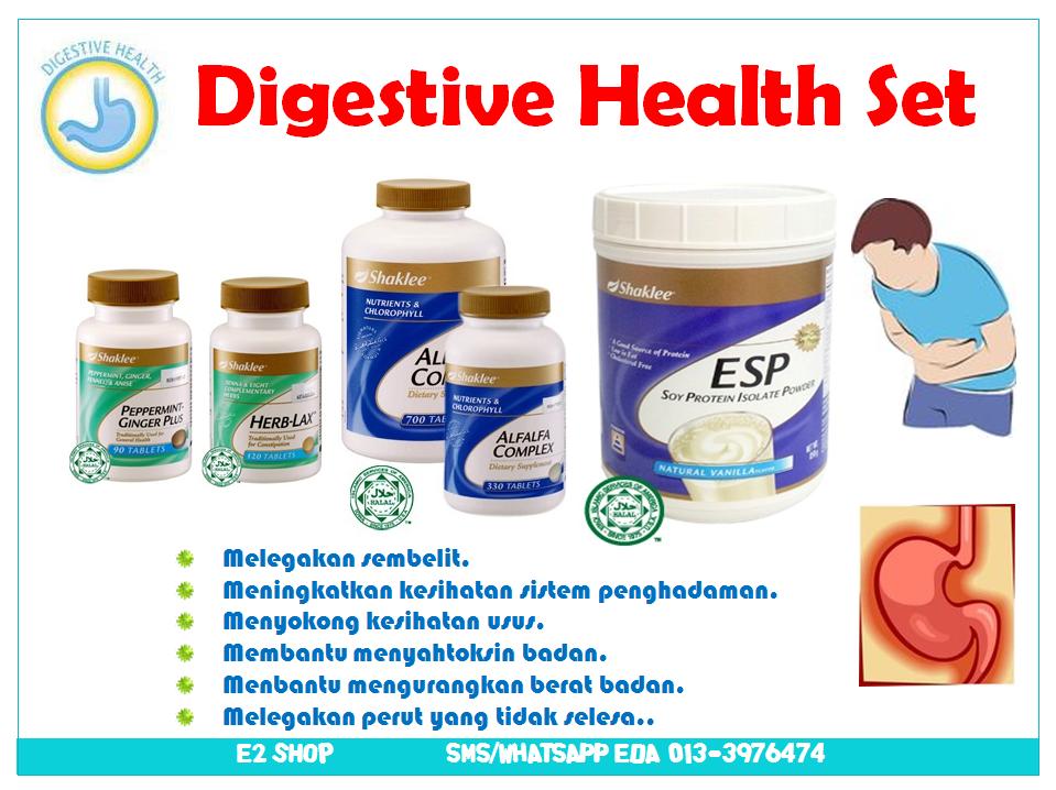 DIGESTIVE HEALTH SET