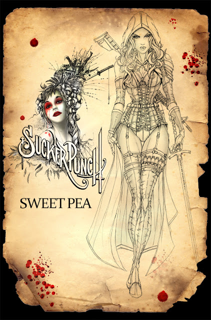 Sucker Punch Sweet Pea por jamietyndall