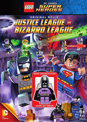 LEGO DC Comics Super Heroes: La Liga de la Justicia contra la Liga de Bizarro (2015)