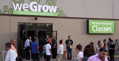 Supermarket Ganja Pertama Di Dunia