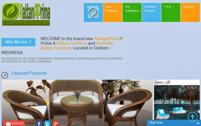 Rattanaprima - Prime A Rattan Furniture and Synthetic Rattan Furniture
