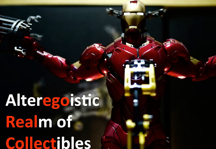 Alteregoistic - Toy Blogger