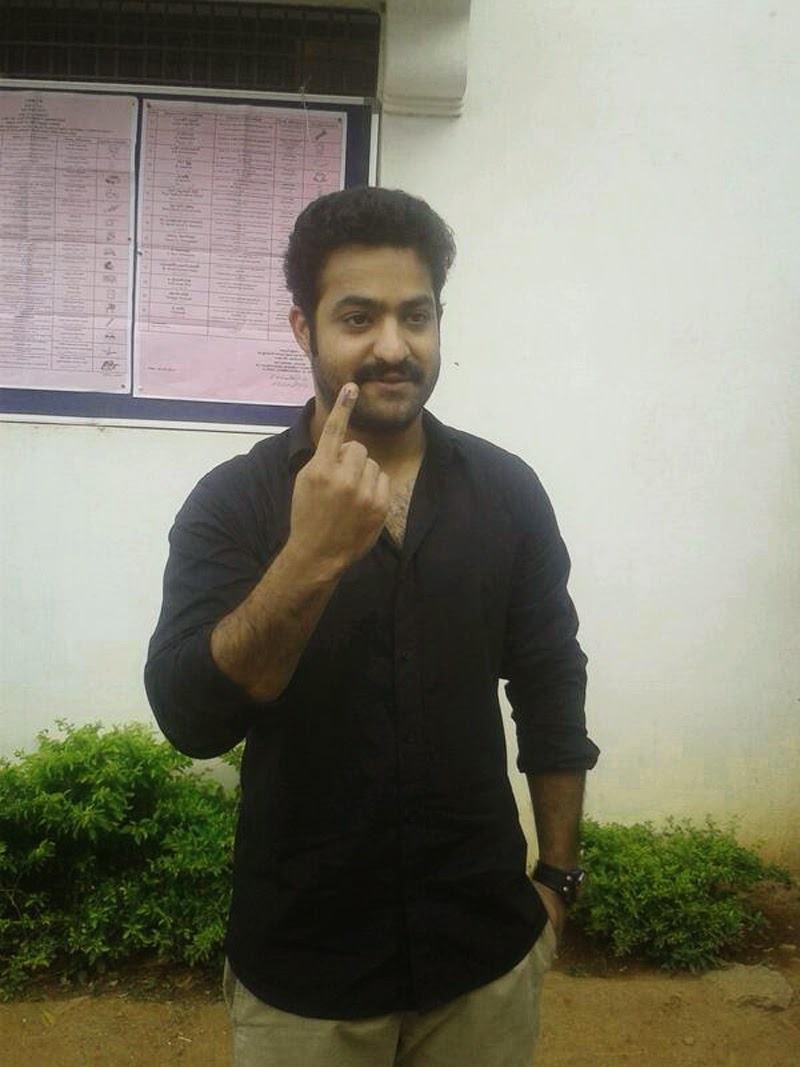ntr using voting in 2014