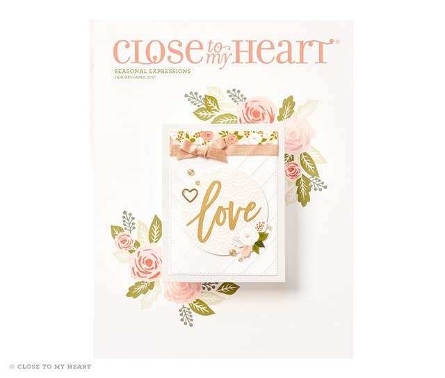 NEW! Close to My Heart Annual Inspirations