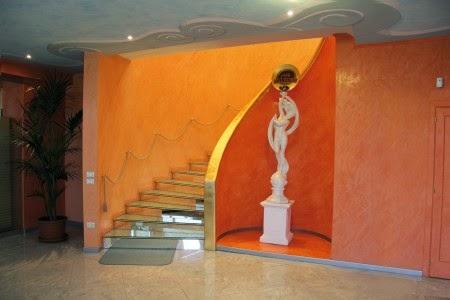 Pintura y decoraci n rococo estuco grassello de cal - Pintar sobre estuco veneciano ...