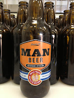 Bull &amp; Bush Man Beer