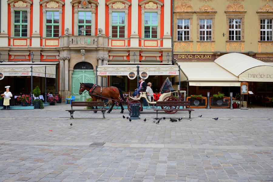 Wrocław, Rynek, Krasnale