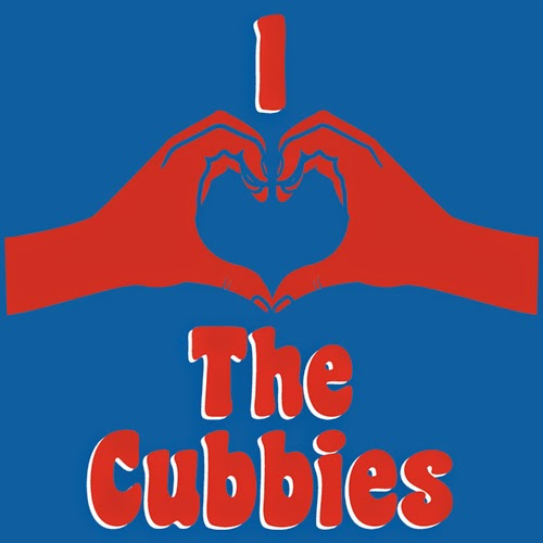 Chicago Cubs Baseball love