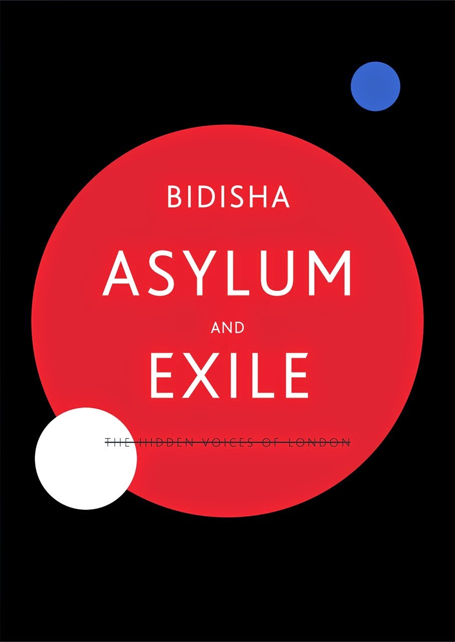 Out 15th Jan 2015: Asylum and Exile: Hidden Voices of London