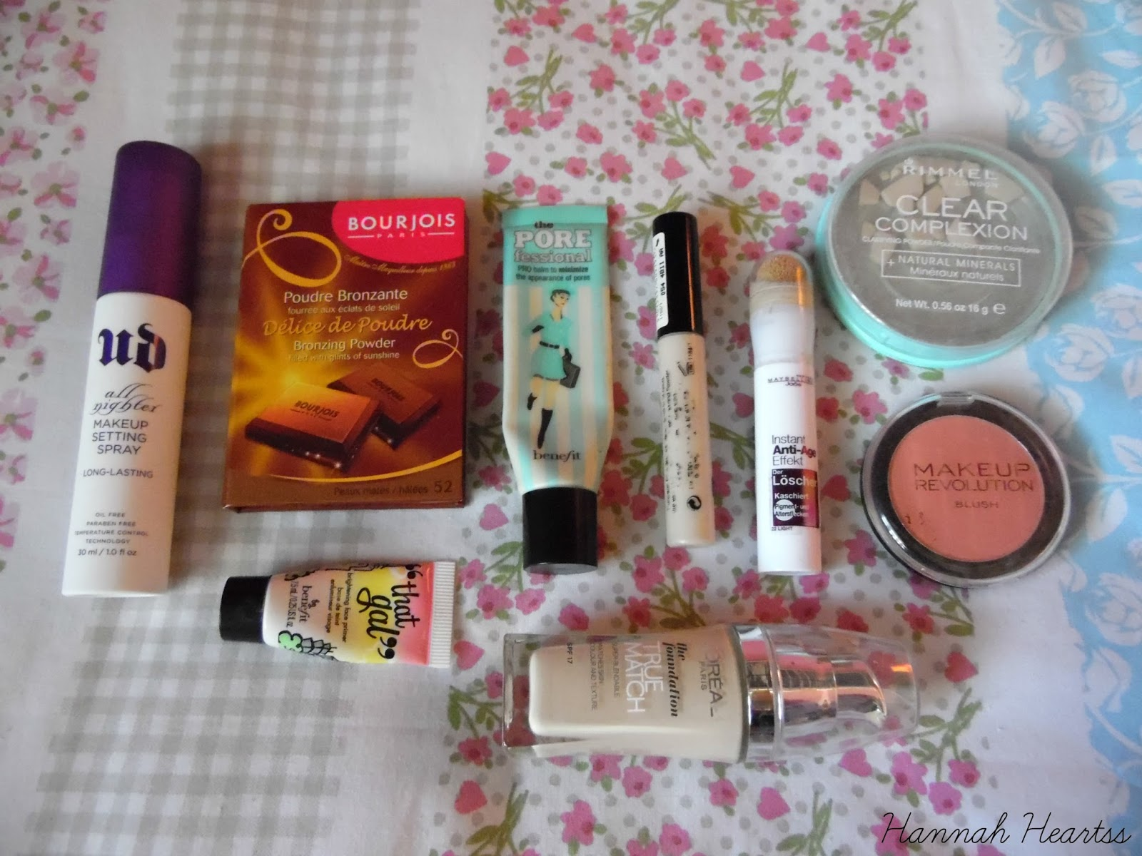 Everyday Face Products