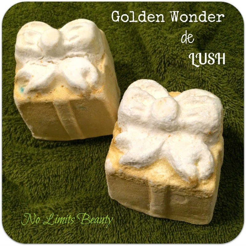 Lush: Golden Wonder