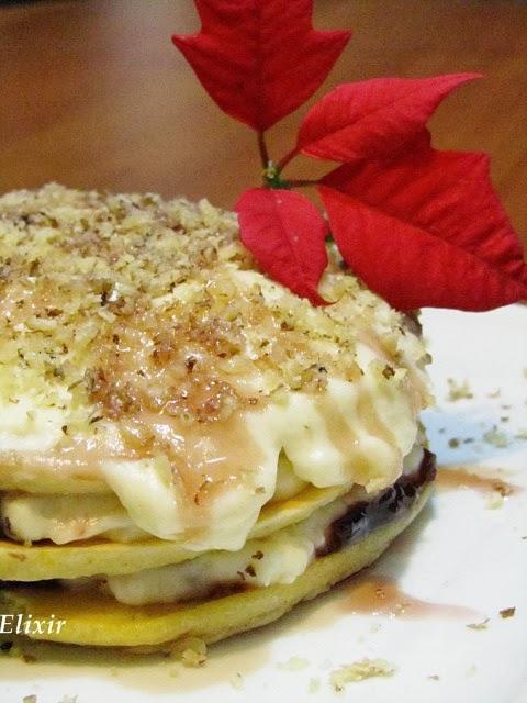 pancakes  и мини тортички с pancakes