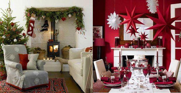 El mundo de boo la navidad for Decoracion de casas segun feng shui