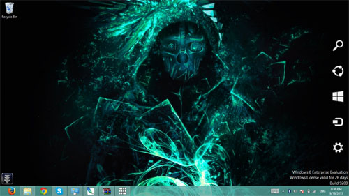 Dishonored Theme For Windows 7 And 8 8.1