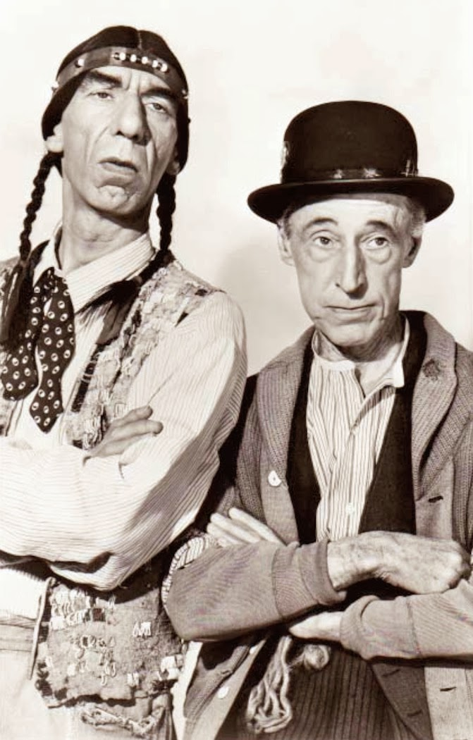 Ma And Pa Kettle ~ A drifting cowboy more funny business on the iverson ranch