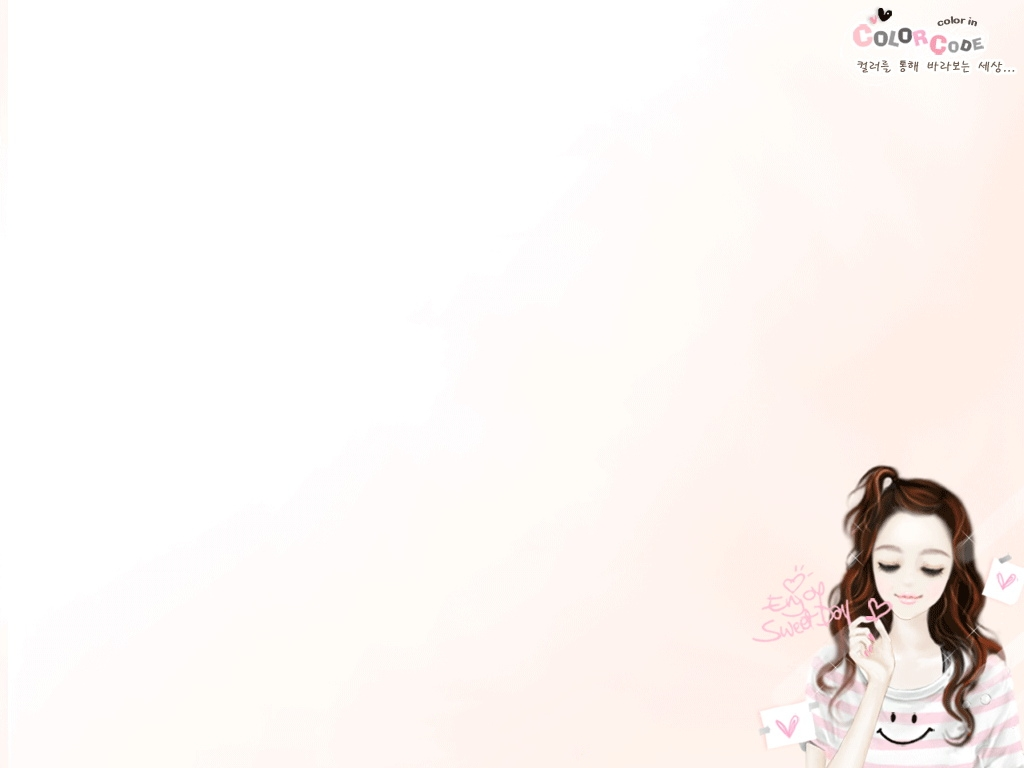 WALLPAPER   cartoon korean