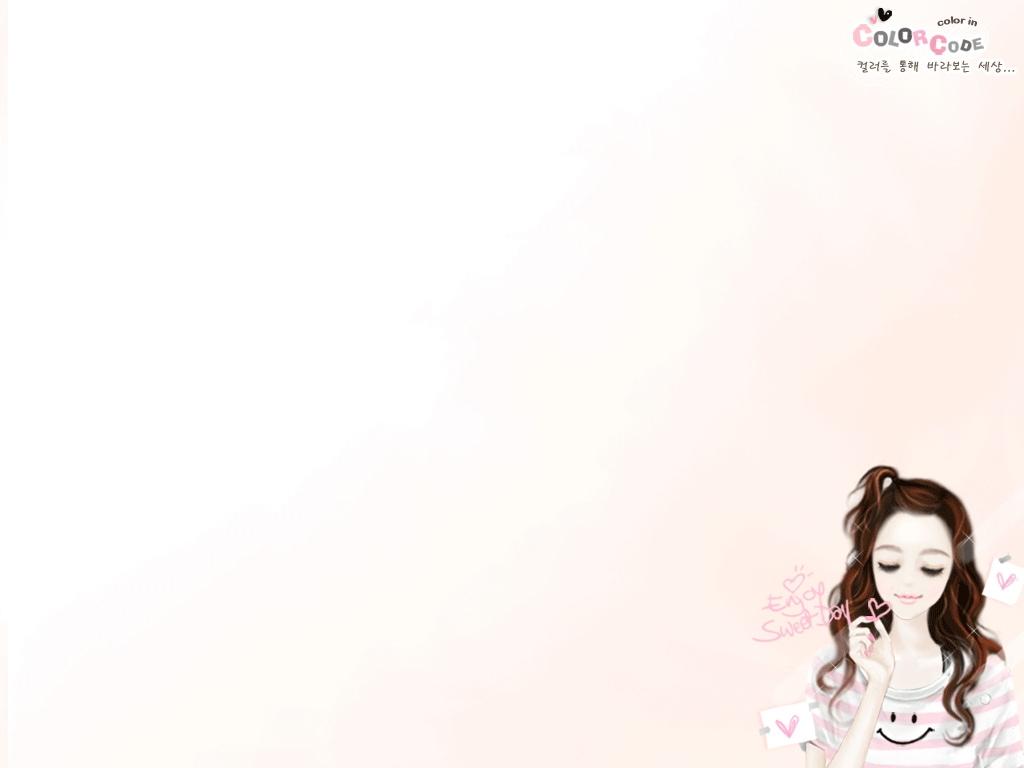 korean cartoon wallpapers - photo #13