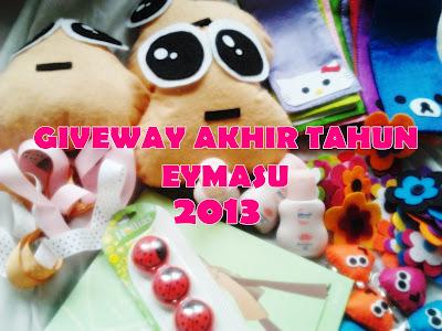 http://eymasu.blogspot.com/2013/12/giveway-akhir-tahun-eymasu-2013.html