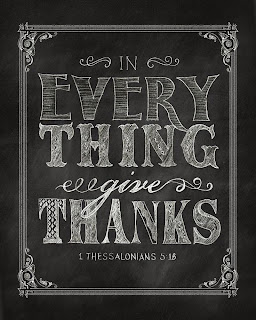 Thanksgiving tips to stay on track, Give Thanks