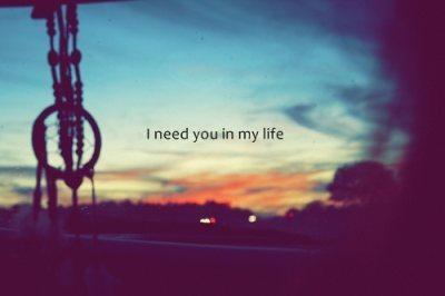 Was soll ich ohne dich machen