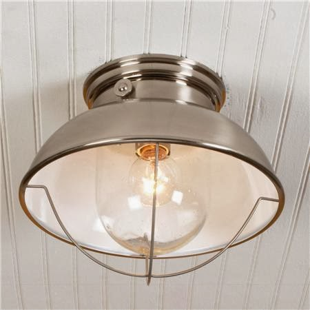 Nantucket Ceiling Light