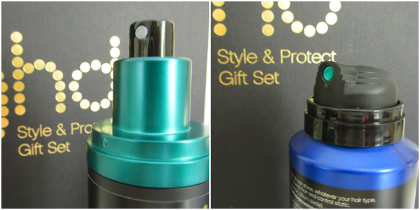 ghd Straight & Smooth Spray und ghd Final Shine Hairspray  Review