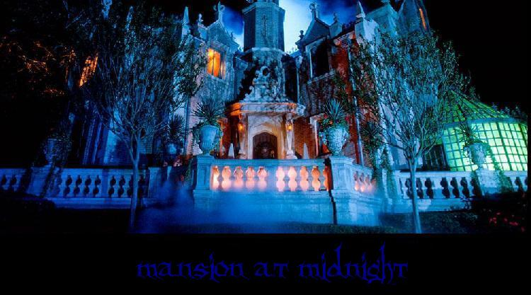 Mansion at Midnight