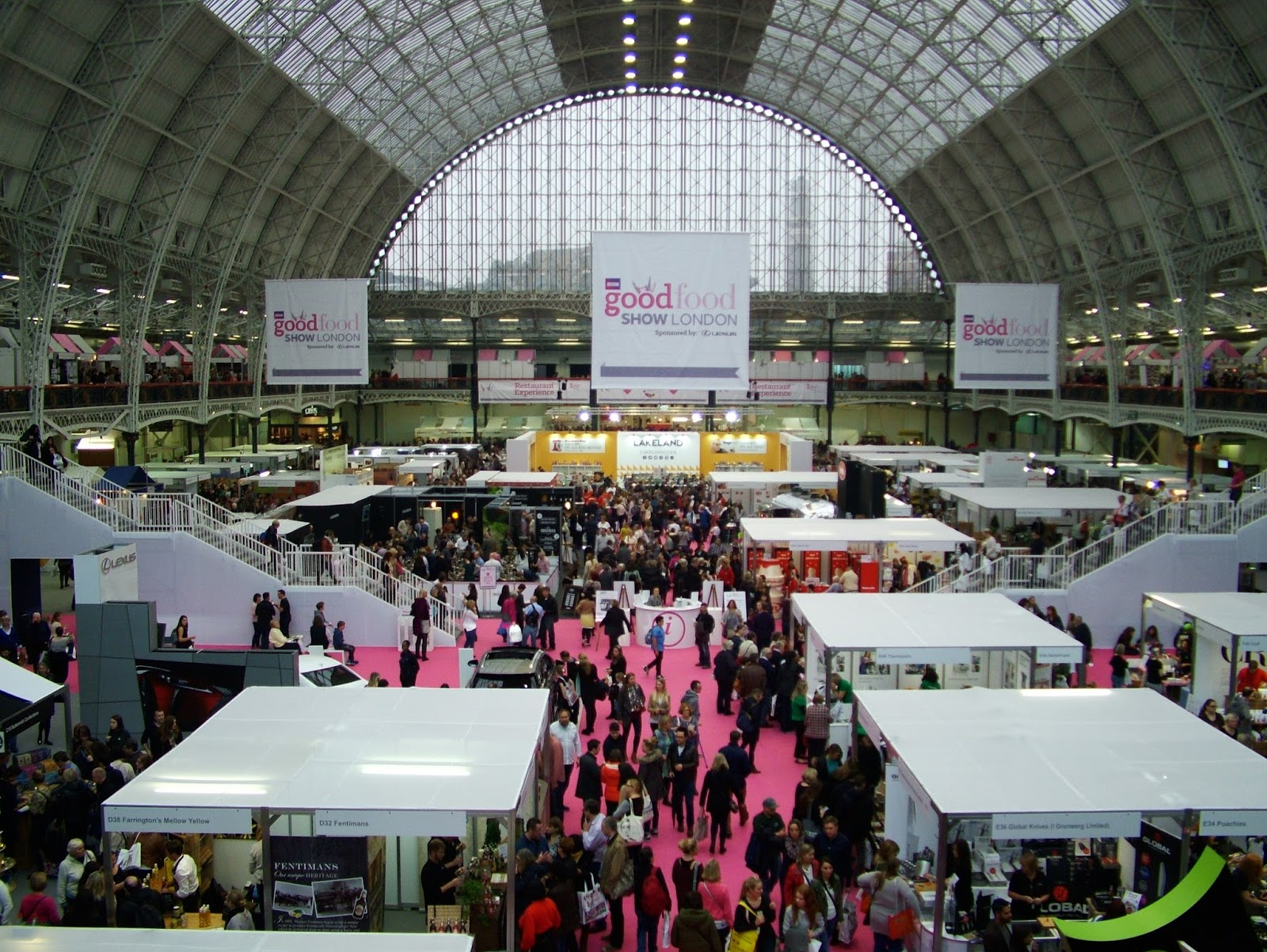 Events: BBC Good Food Show London