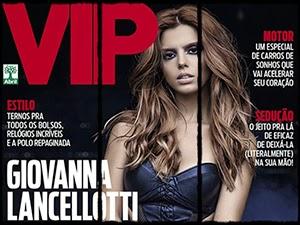 Giovanna Lancellotti Nua Na Revista Vip