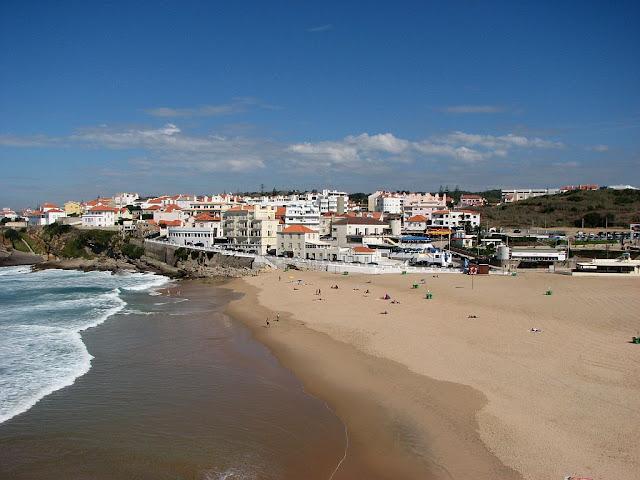 Praia das Maças, Lisboa