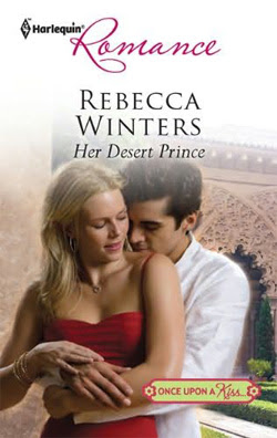 Her Desert Prince by Rebecca Winters